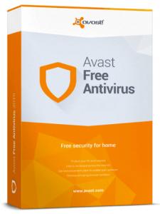 Avast! Free Antivirus.