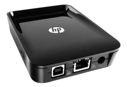 Принт-сервер HP.