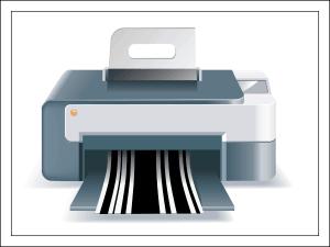 Почему принтер печатает полосами.