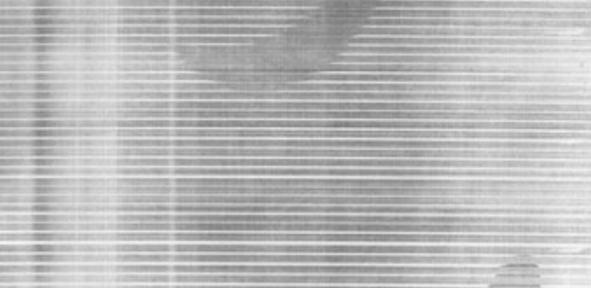 Дефект печати частые поперечные полосы.
