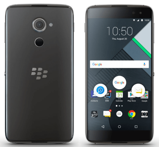 BlackBerry DTEK60.