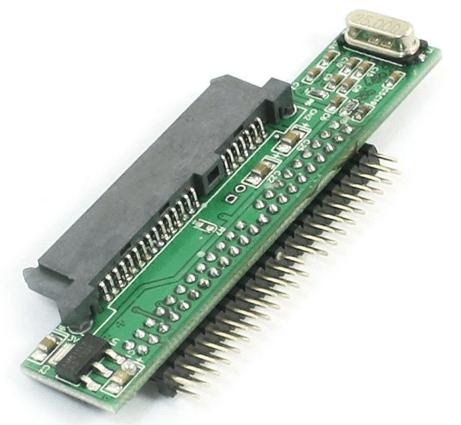 Адаптер IDE-SATA.