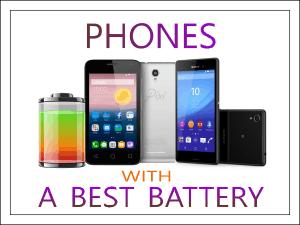 Смартфоны с мощным аккумулятором рейтинг 2017 года.