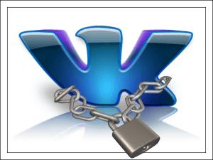 Как разблокировать ВК на Украине.