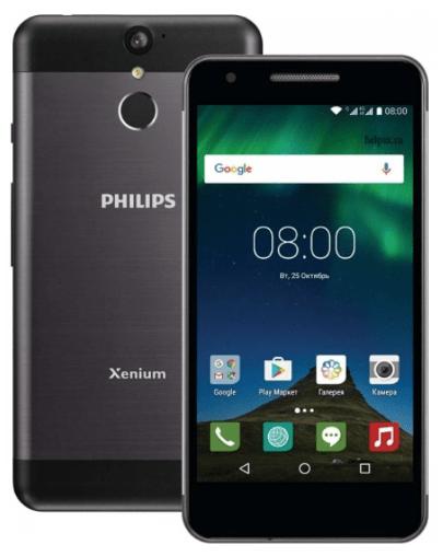 Philips Xenium X588.