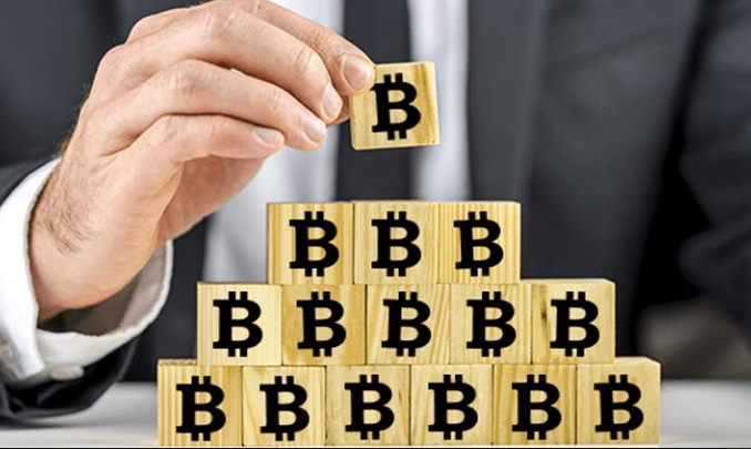 Блокчейн - финансовая пирамида?
