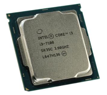 Intel Core i3-7100.