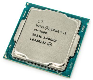 Intel Core i5-7500.