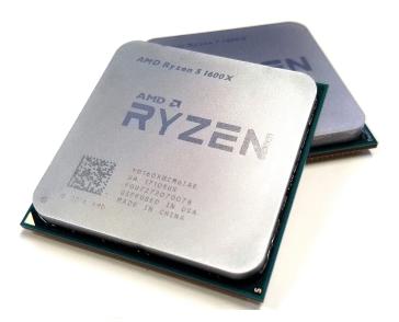 AMD Ryzen 5 1600.