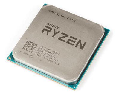 AMD Ryzen 7 1700.
