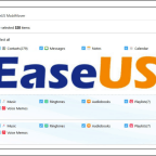 EaseUS Data Recovery Wizard Professional.