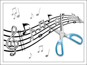 Как обрезать музыку онлайн.