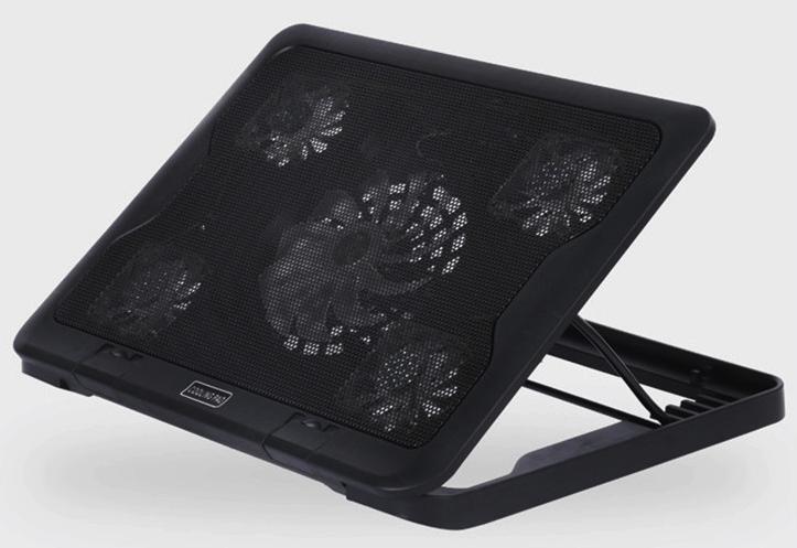Охлаждающая подставка под ноутбук.