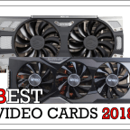 Лучшие видеокарты для игр 2018.