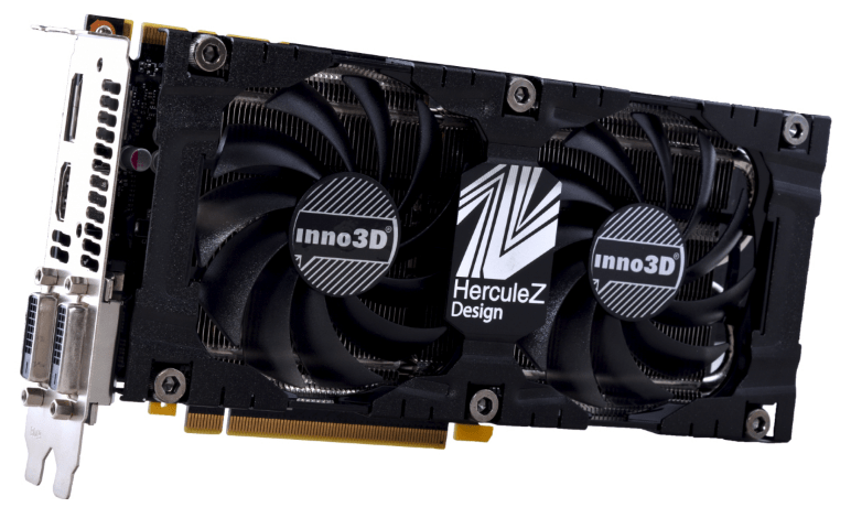 Inno3D GeForce GTX 1080 Ti.