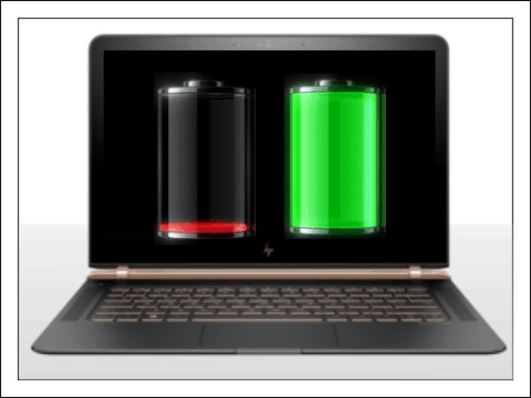 Калибровка аккумулятора ноутбука.