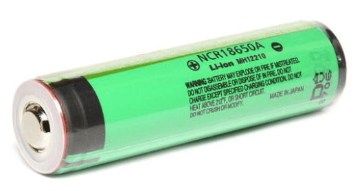 Литий-ионный аккумулятор.