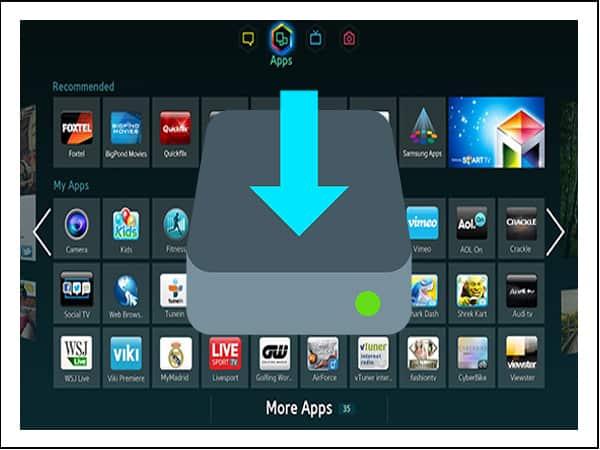 Установка сторонних виджетов на Smart TV (на примере Samsung, LG и Philips)