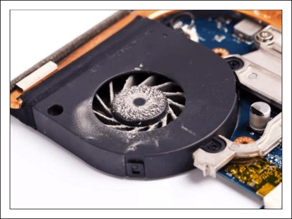 Как почистить ноутбук от пыли самостоятельно.