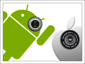 Видеонаблюдение через смартфон для дома и офиса.