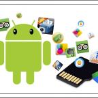Перенос приложений с внутренней памяти на SD-карту в Android.