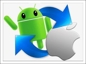 Автоматическое обновление приложений на Android и iOS.