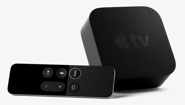 Apple TV 4K 64GB и 32GB.