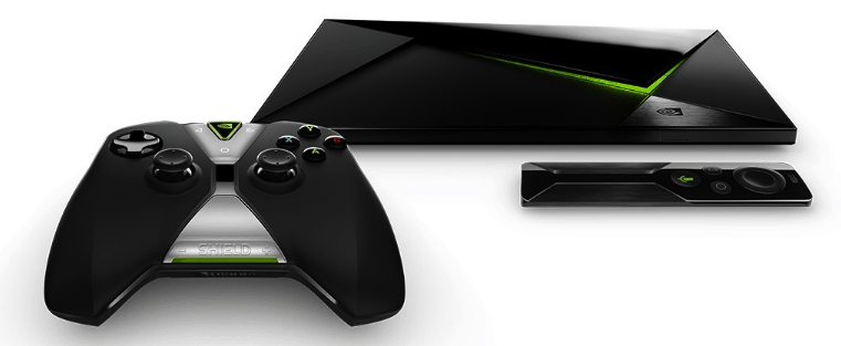 NVIDIA SHIELD TV.