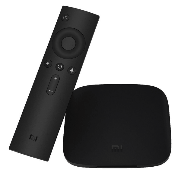 Xiaomi Mi Box International Version.