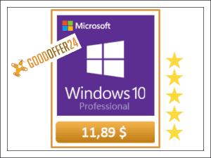 : как активировать Windows 10 Pro за $11,89