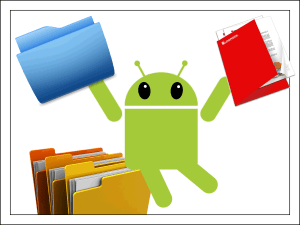 Файловые менеджеры для Android - обзор лучших приложений.