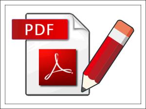 Бесплатные редакторы PDF.