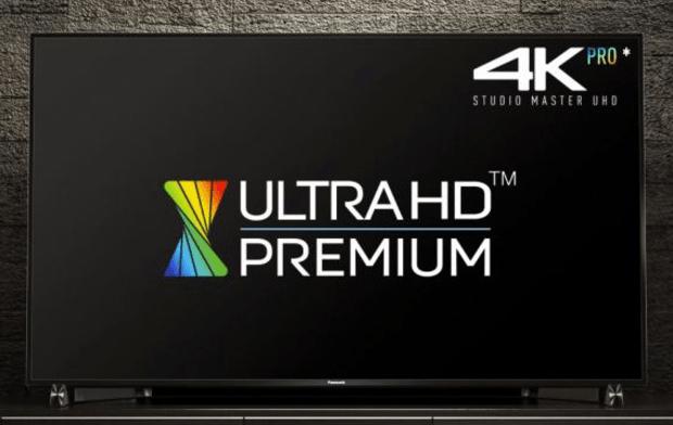 Телевизор Premium Ultra HD.