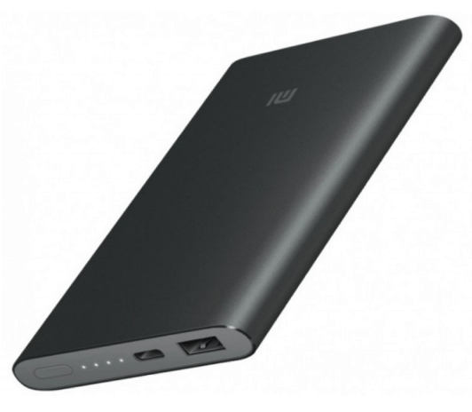 Xiaomi Mi Power Bank 2S 10000.