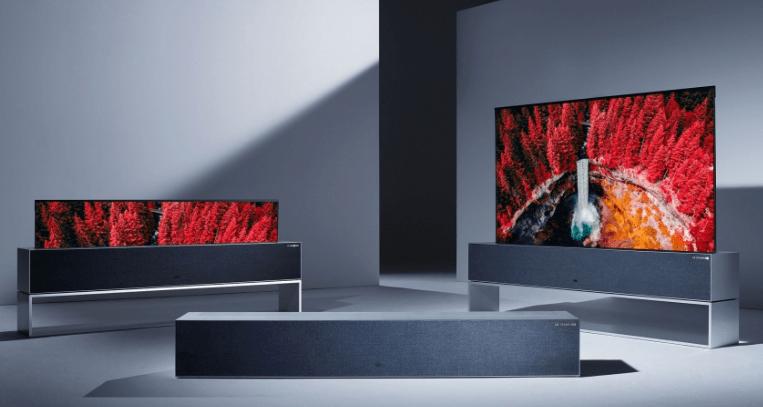 LG Signature OLED TV R.