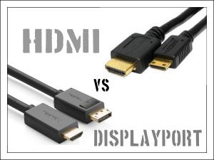 HDMI vs DisplayPort: сильные и слабые стороны каждого интерфейса