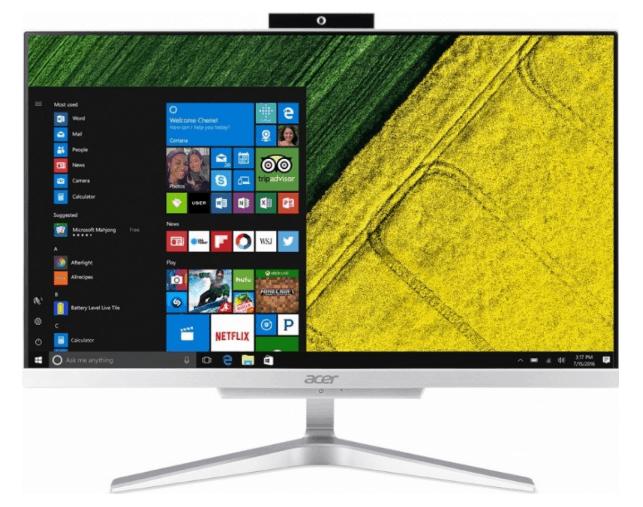 Acer Aspire C22-865.