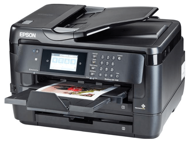 Epson WorkForce WF-7720DTWF.