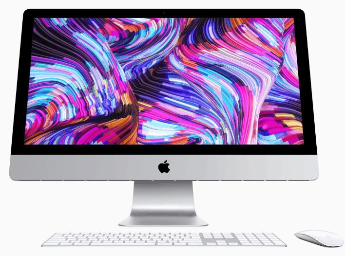 """Apple iMac 27"""" (Retina 5K)."""