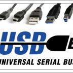 Виды USB разъемов