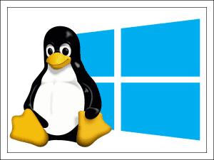 Как установить Linux рядом с Windows 10.
