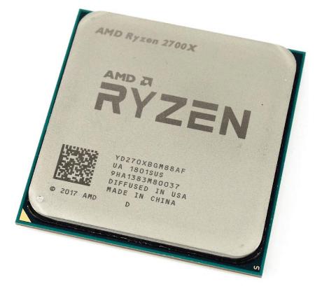 Процессор AM4.