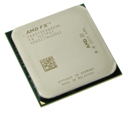 Процессор AM3+.