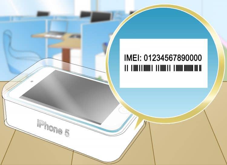 Поиск телефона через IMEI