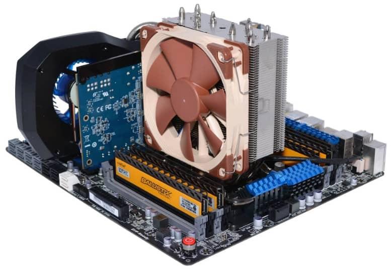 CPU Fan.