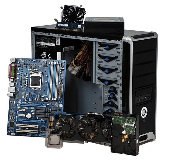 Устройства компьютера.