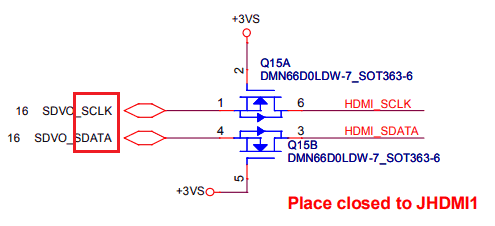Шина SM на схеме устройства.