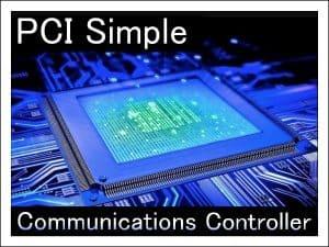 PCI контроллер Simple Communications для чего он нужен: как узнать какой нужен драйвер
