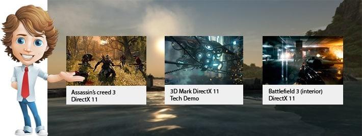 Скачать DirectX 11 бесплатно