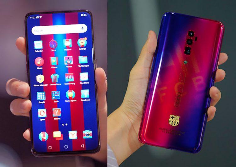 Oppo - какой самый мощный смартфон?